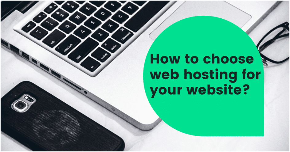 How to choose web hosting for your website?