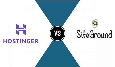 Best Hostinger Vs Siteground Comparison 2021